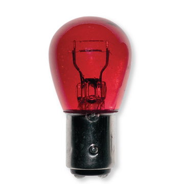 Bulb 12V 215W BAW 15d red